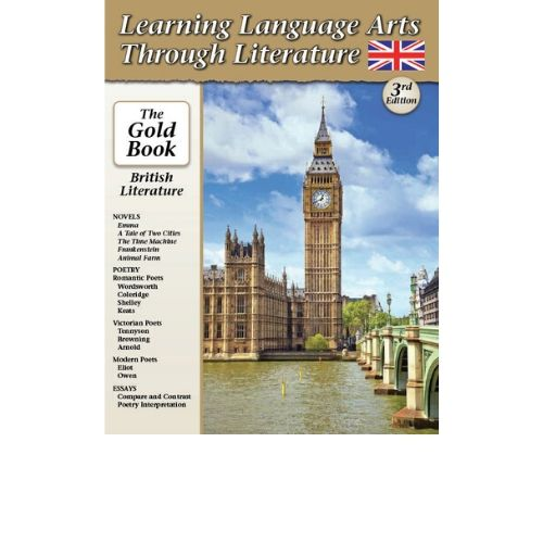 LLATL Gold British - Levels 11-12