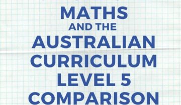 Australian Curriculum and Singapore maths Level 5 comparison