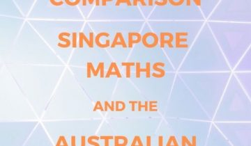 Singapore maths and Australian Curriculum Year 10 comparison