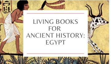 Living books for ancient history: Egypt